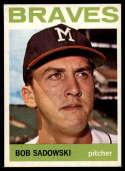 1964 Topps #271 Bob Sadowski NM-MT Braves