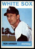 1964 Topps #384 Ron Hansen EX/NM White Sox