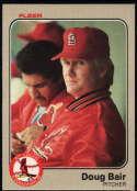 Baseball MLB 1983 Fleer #2 Doug Bair NM-MT Cardinals