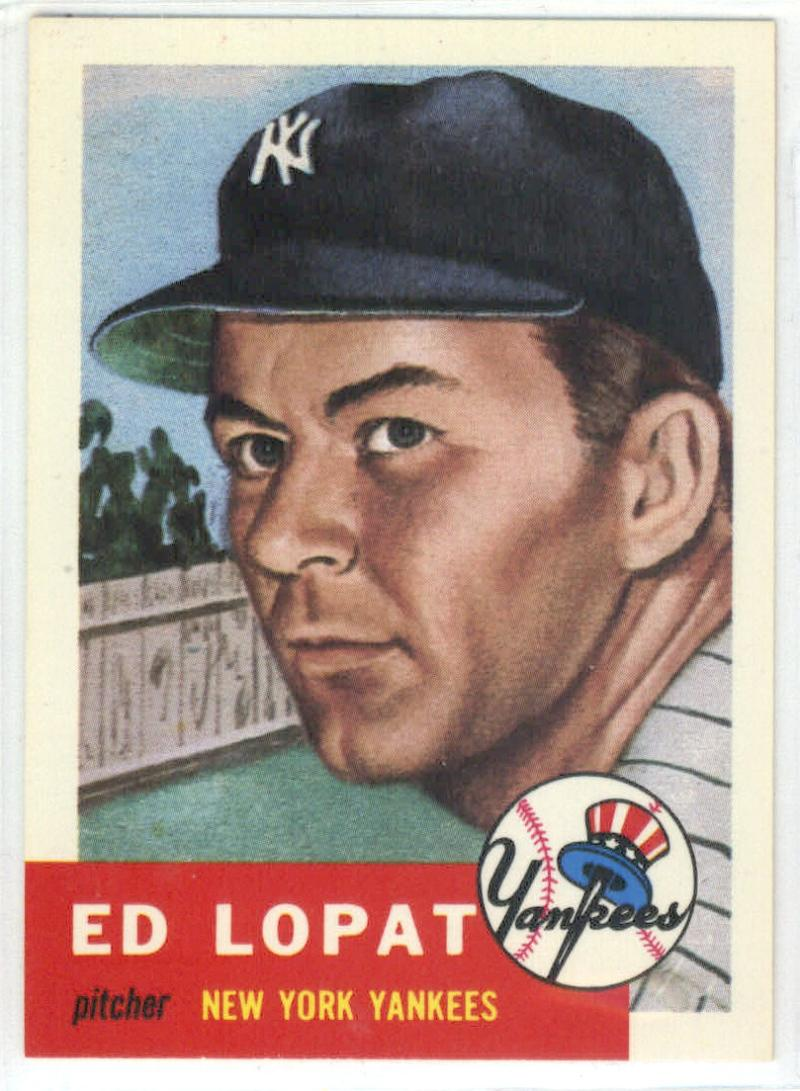 1991 Topps  Archives 1953