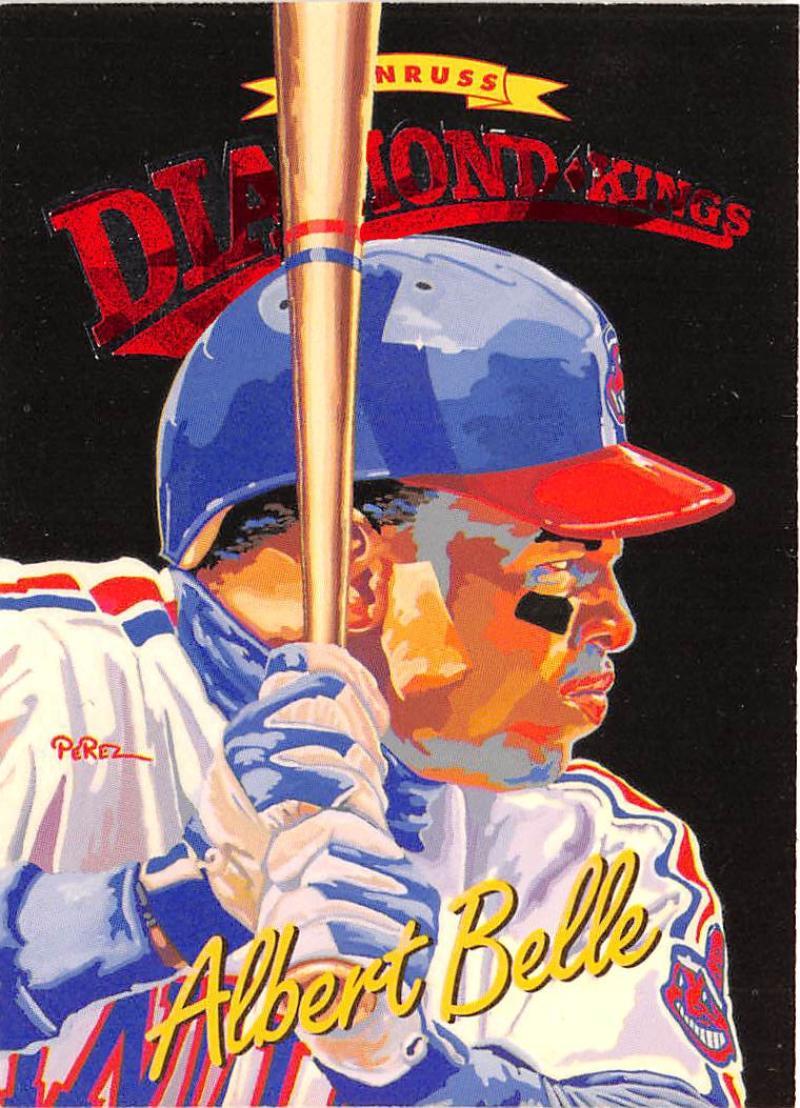 1994 Donruss  Diamond Kings