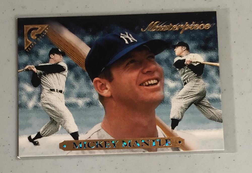 1996 Topps Gallery