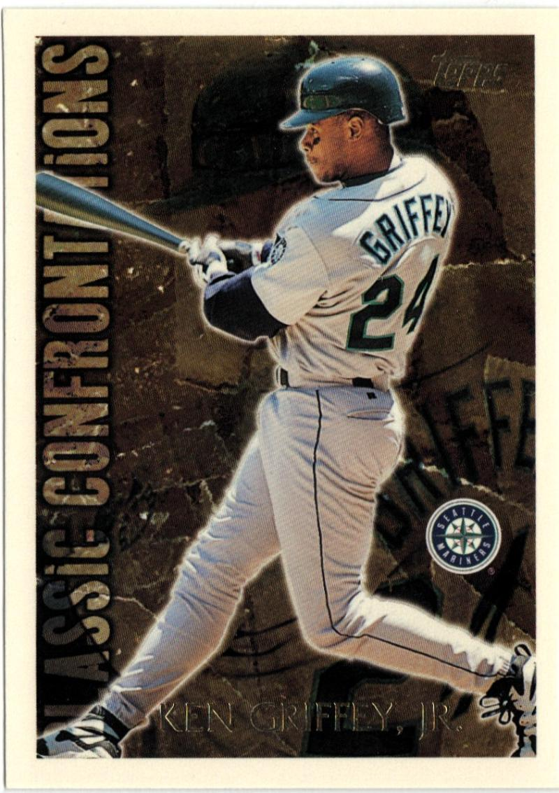1996 Topps  Classic Confrontations