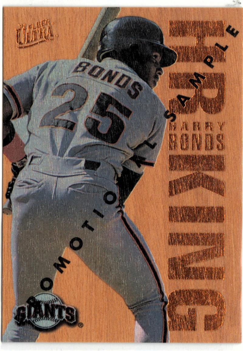 1996 Fleer Ultra Home Run Kings