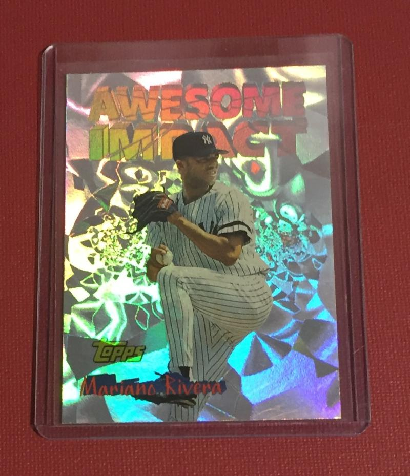 1997 Topps  Awesome Impact