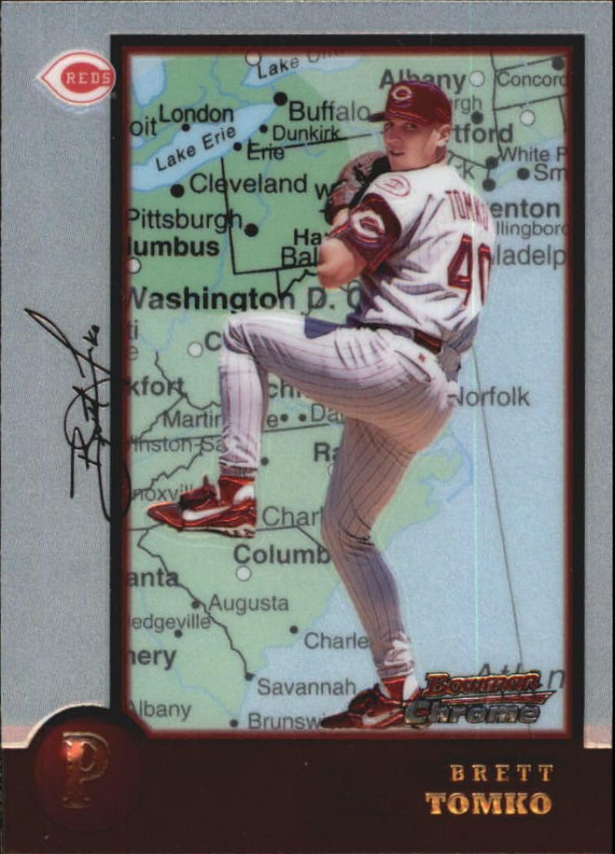 1998 Bowman Chrome International