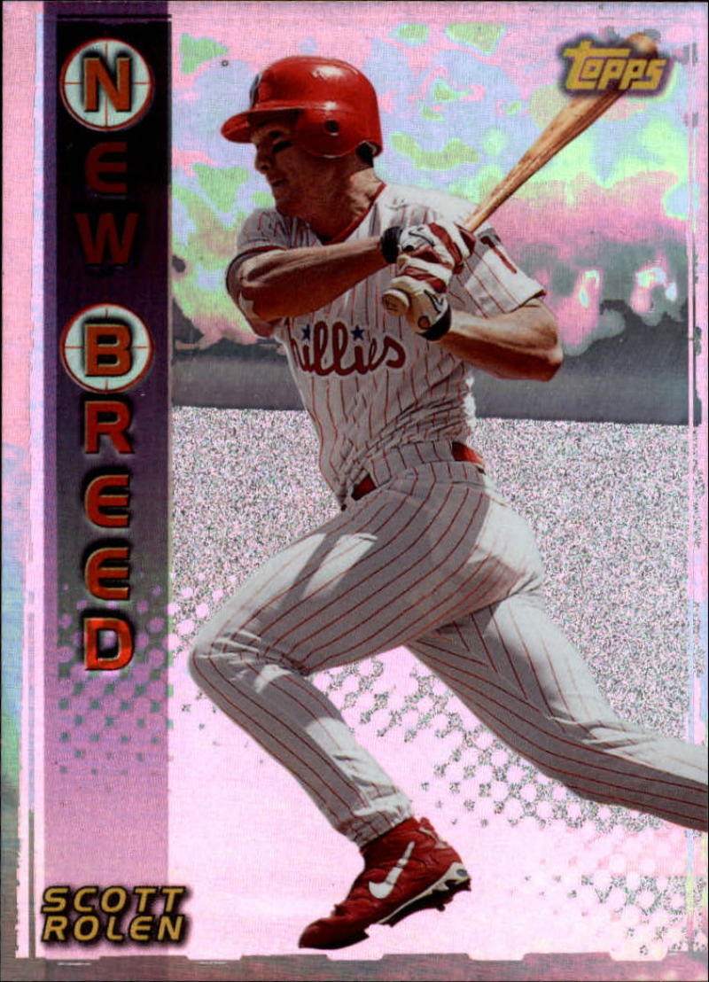 1999 Topps  New Breed