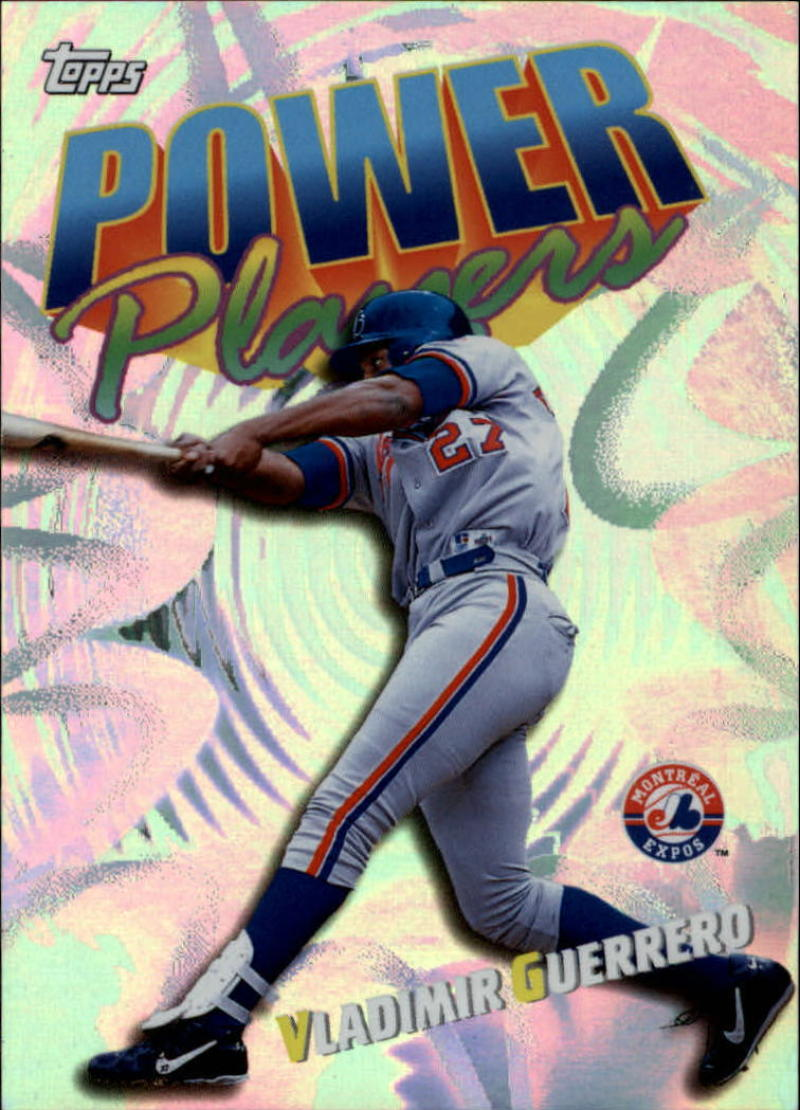 2000 Topps  Power Players