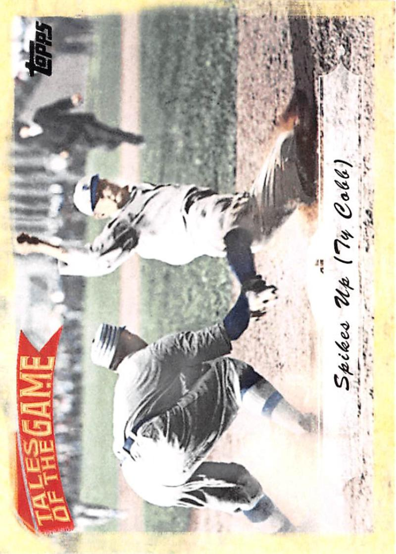 2010 Topps  Tales of the Game