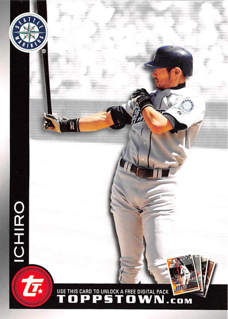 2010 Topps  Ticket to Topps Town