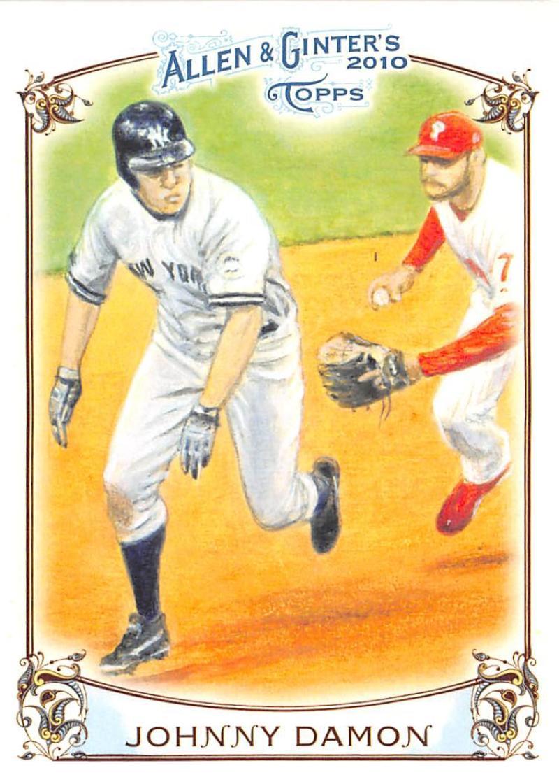 2010 Allen and Ginter  Baseball Highlights