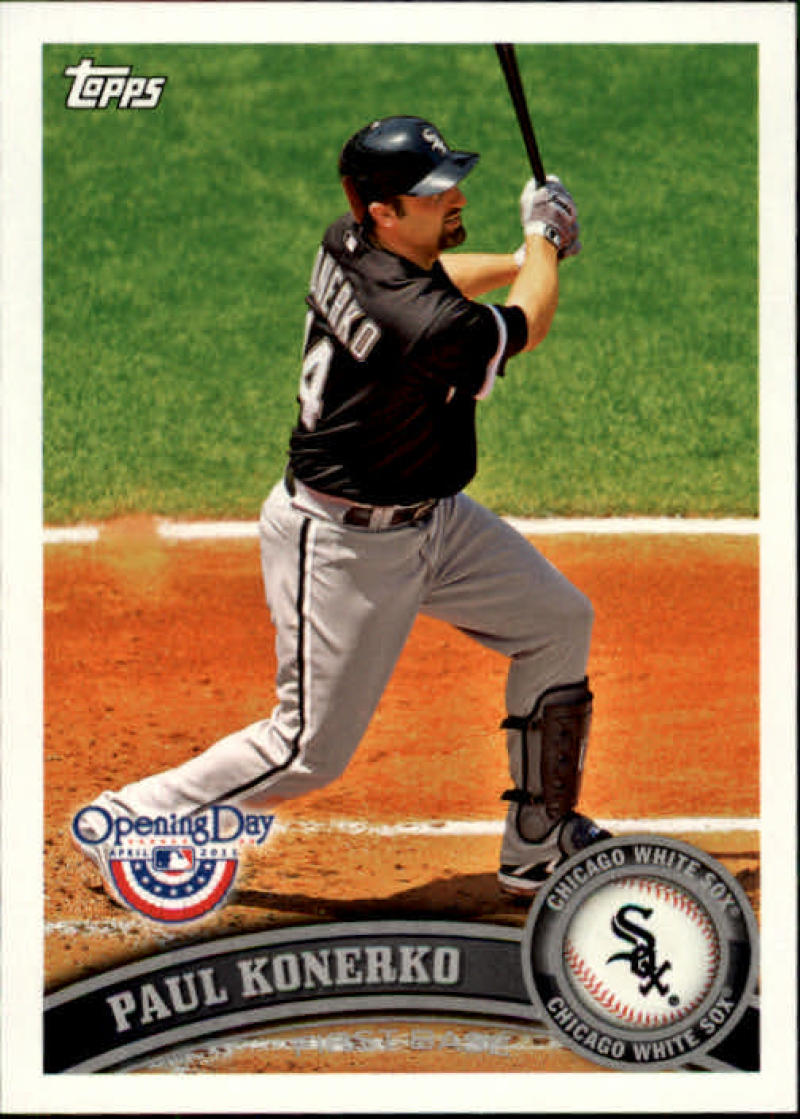 2011 Topps Opening Day