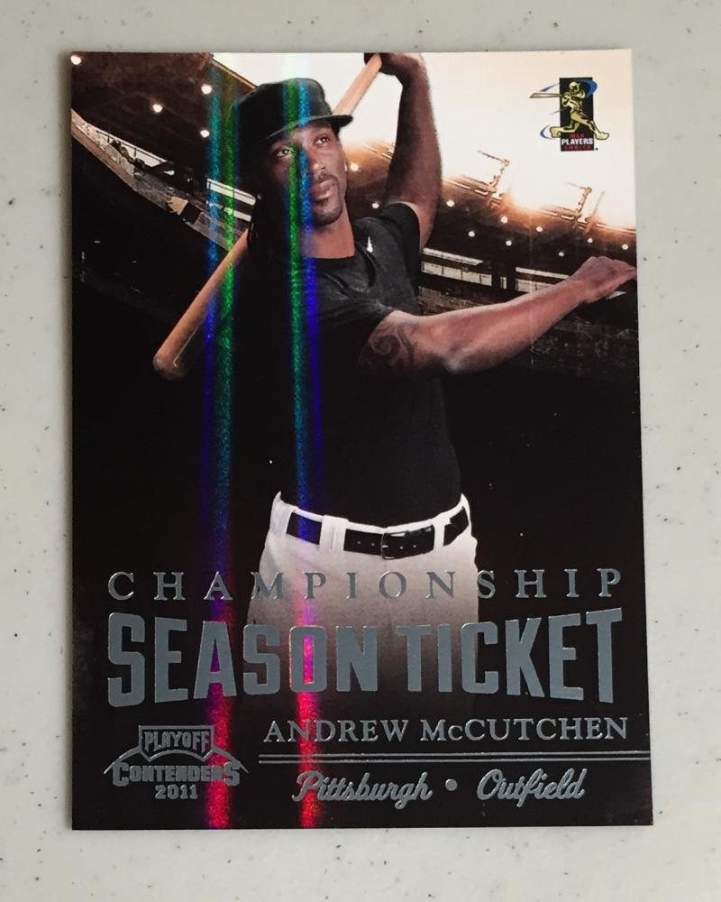 2011 Playoff Contenders Season Tickets Championship Tickets