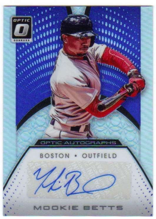 2016 Donruss Optic Baseball Card Checklists Ultimate Cards And Coins