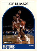 1989-90 Hoops #1 Joe Dumars NM-MT