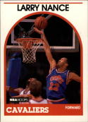 1989-90 Hoops #25 Larry Nance NM-MT