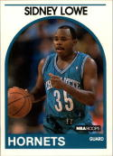 1989-90 Hoops #31 Sidney Lowe NM-MT SP
