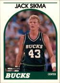 1989-90 Hoops #66 Jack Sikma NM-MT