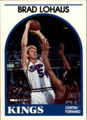 1989-90 Hoops #74 Brad Lohaus NM-MT RC Rookie SP