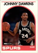 1989-90 Hoops #78 Johnny Dawkins NM-MT SP