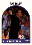 1989-90 Hoops #108 Pat Riley NM-MT CO