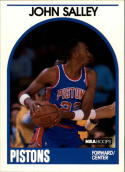 1989-90 Hoops #109 John Salley NM-MT