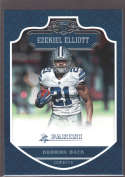 2016 Panini #209 Ezekiel Elliott RC Rookie Dallas Cowboys