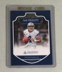 2016 Panini #289 Dak Prescott RC Rookie Dallas Cowboys