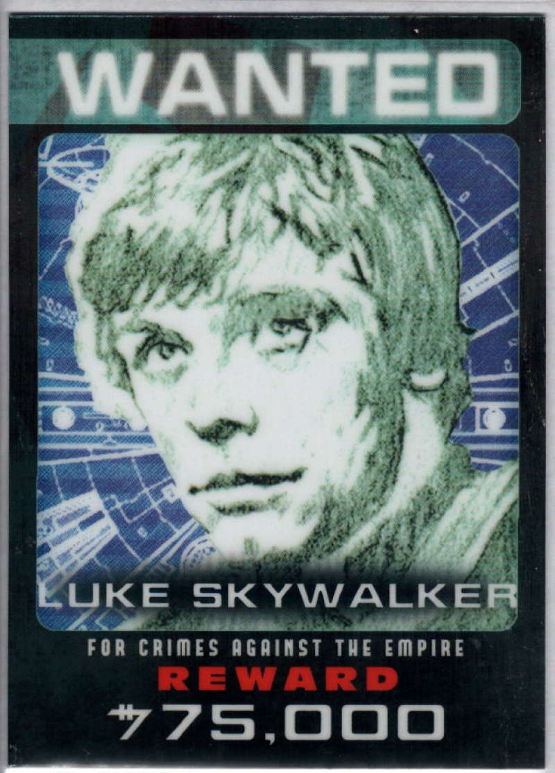 2014 Topps Star Wars Chrome Perspectives Empire Priority Targets