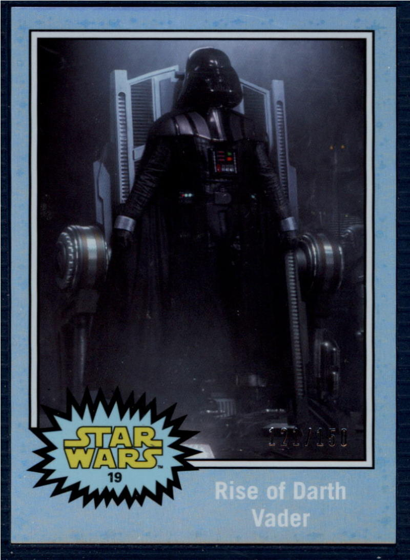 2015 Topps Star Wars Journey to the Force Awakens Ice Starfield