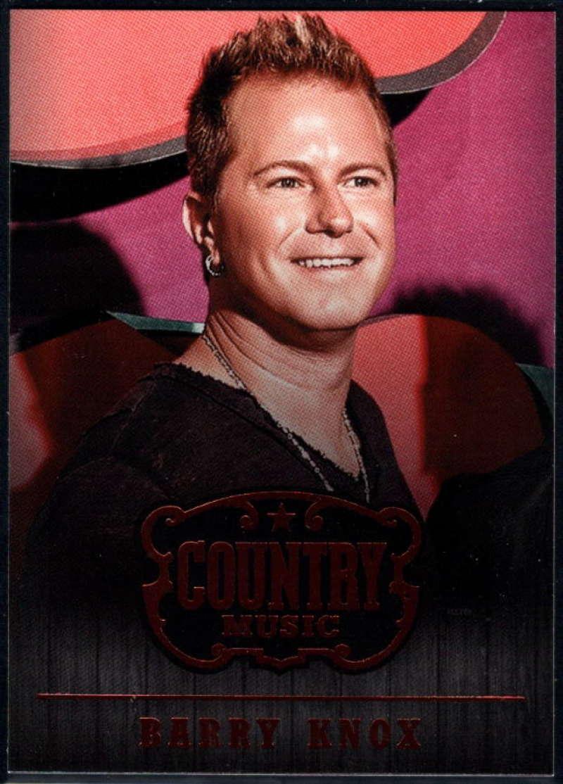 2015 Panini Country Music