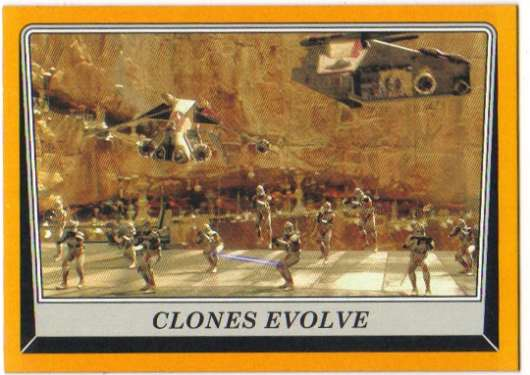2016 Topps Star Wars Rogue One Mission Briefing Gold