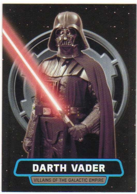 2016 Topps Star Wars Rogue One Mission Briefing Villains of the Galactic Empire