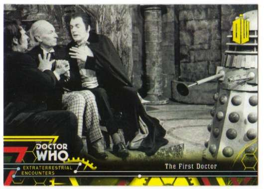 2016 Topps Doctor Who Exraterrestrial Encounters