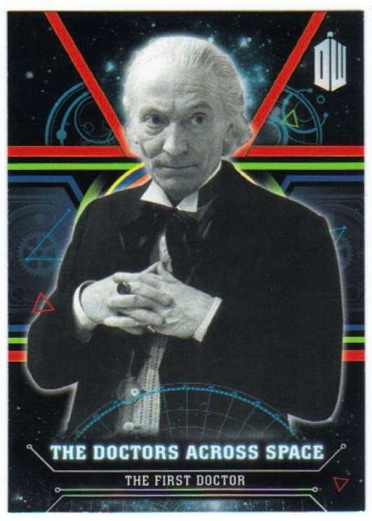 2016 Topps Doctor Who Exraterrestrial Encounters Doctors Across Space
