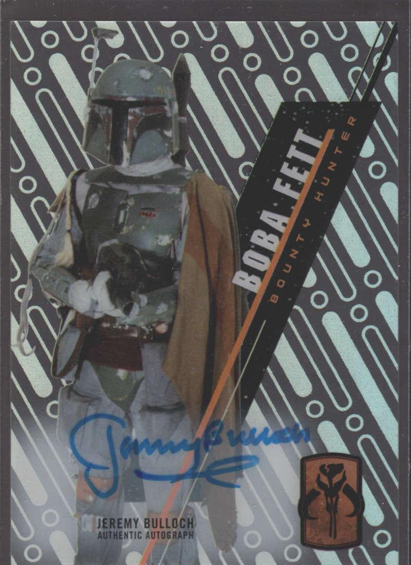 2016 Topps Star Wars High Tek Autographs