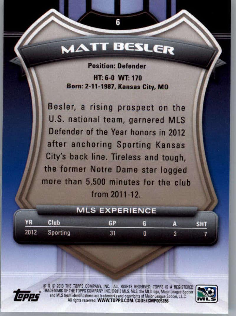 2013-Topps-MLS-Soccer-Pick-A-Player thumbnail 11