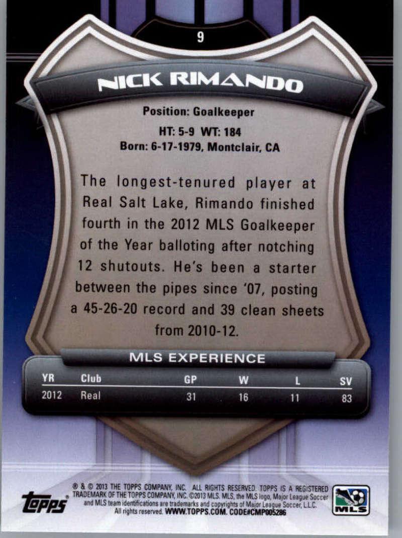 2013-Topps-MLS-Soccer-Pick-A-Player thumbnail 17