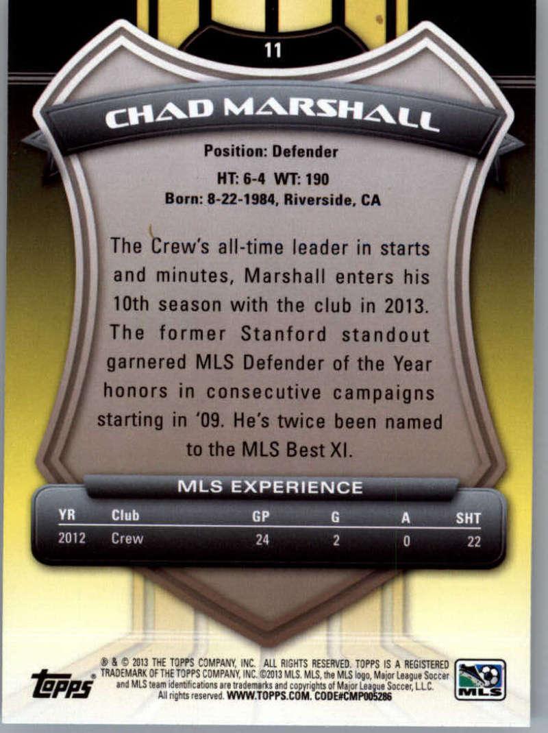 2013-Topps-MLS-Soccer-Pick-A-Player thumbnail 21