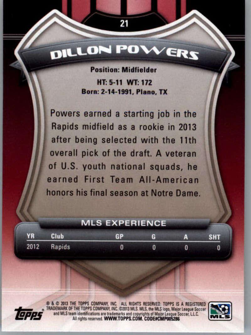2013-Topps-MLS-Soccer-Pick-A-Player thumbnail 39