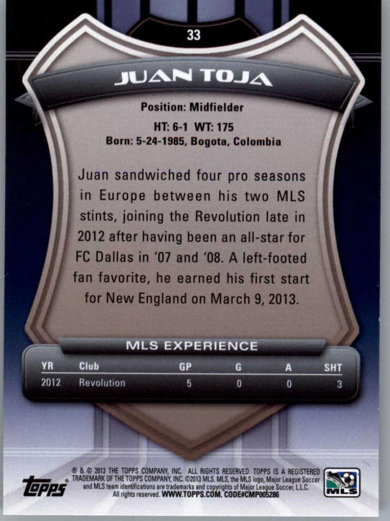 2013-Topps-MLS-Soccer-Pick-A-Player thumbnail 63