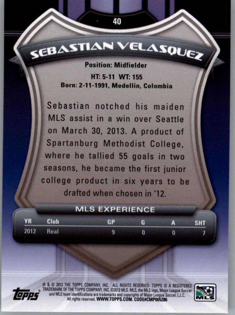 2013-Topps-MLS-Soccer-Pick-A-Player thumbnail 77