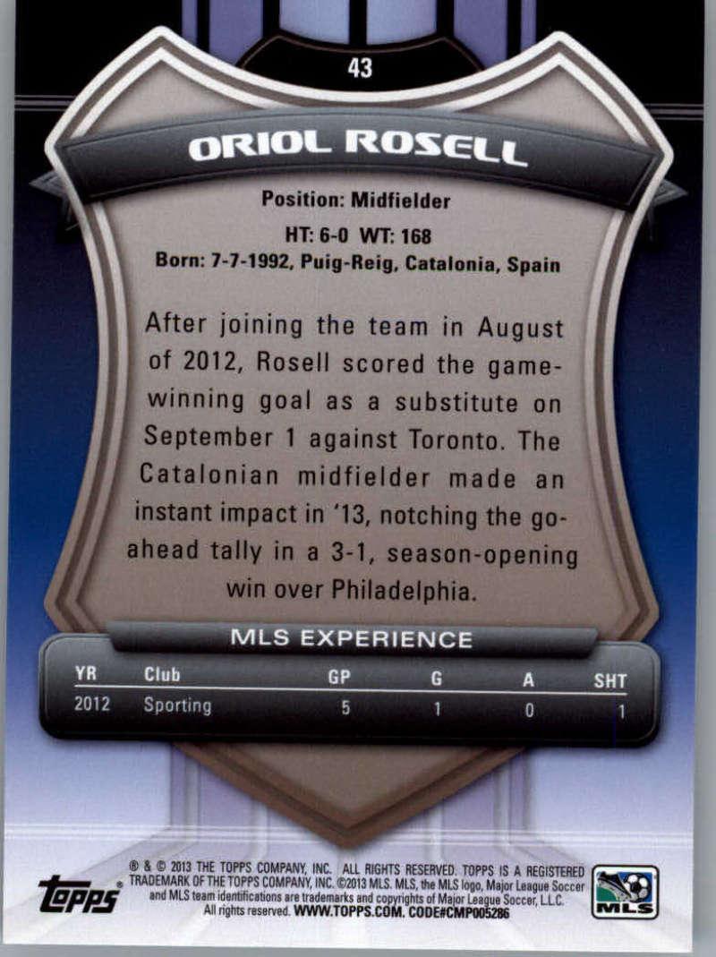 2013-Topps-MLS-Soccer-Pick-A-Player thumbnail 83