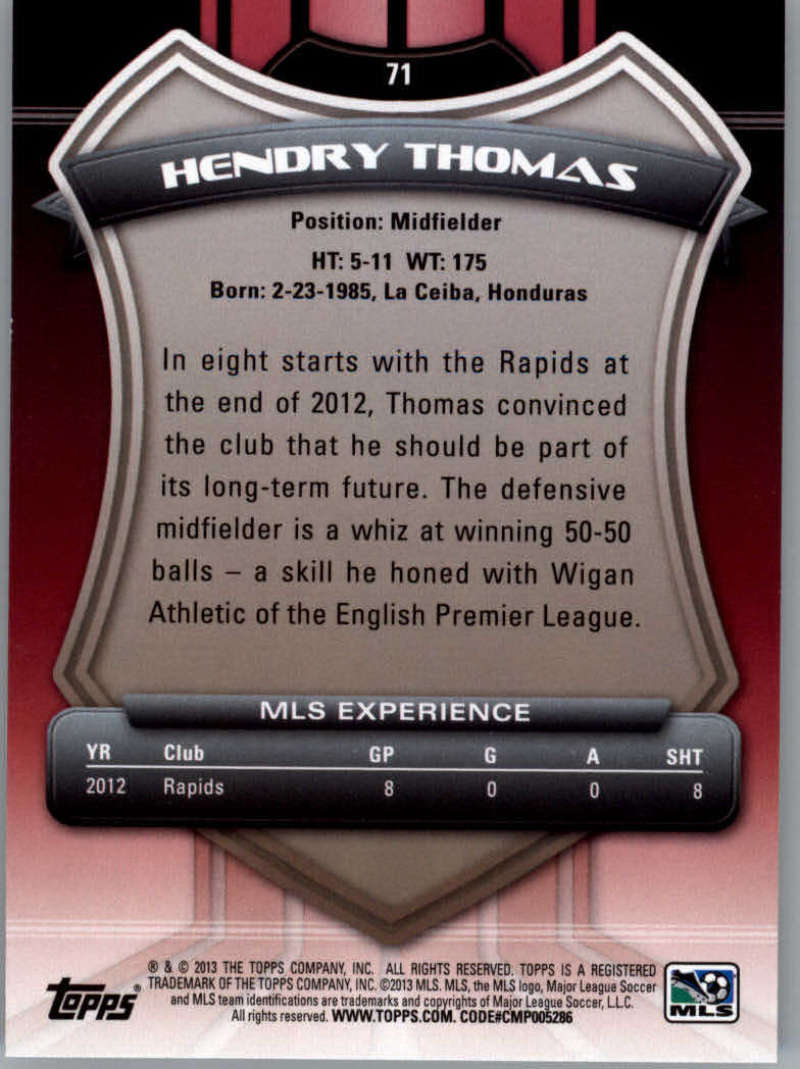 2013-Topps-MLS-Soccer-Pick-A-Player thumbnail 139