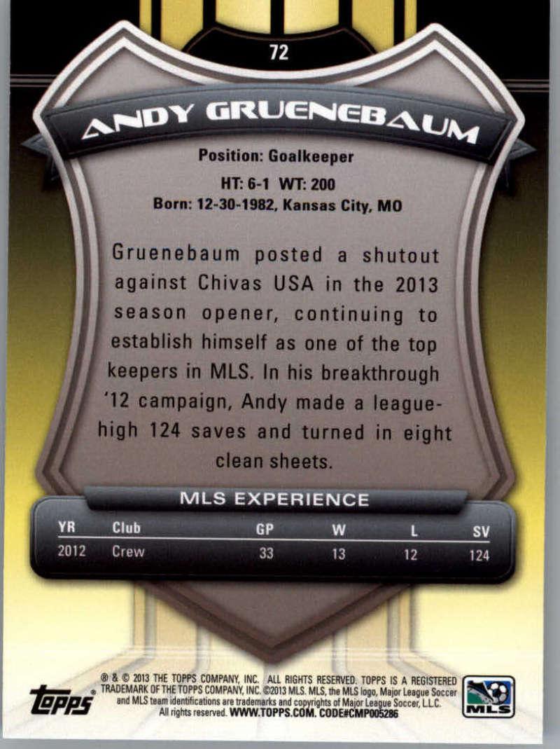2013-Topps-MLS-Soccer-Pick-A-Player thumbnail 141
