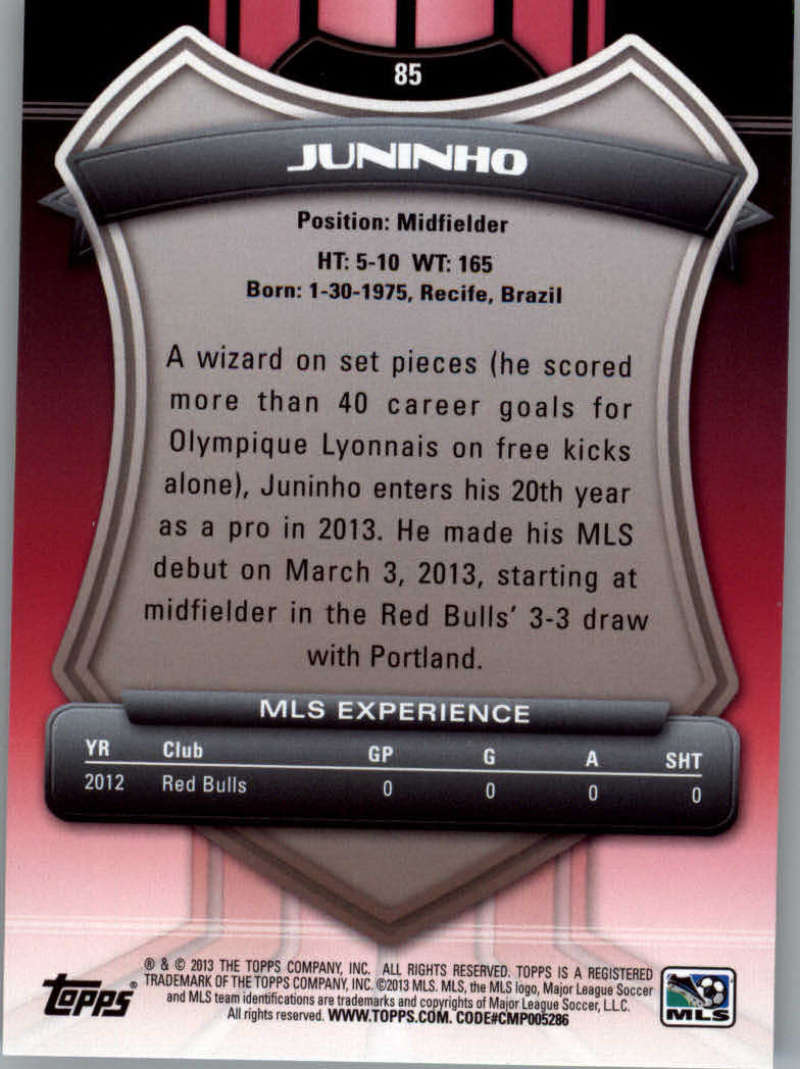 2013-Topps-MLS-Soccer-Pick-A-Player thumbnail 167