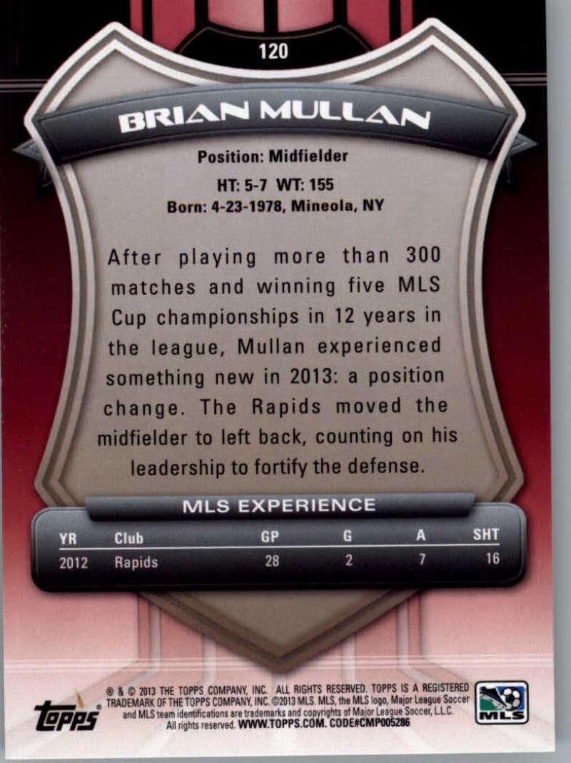 2013-Topps-MLS-Soccer-Pick-A-Player thumbnail 231