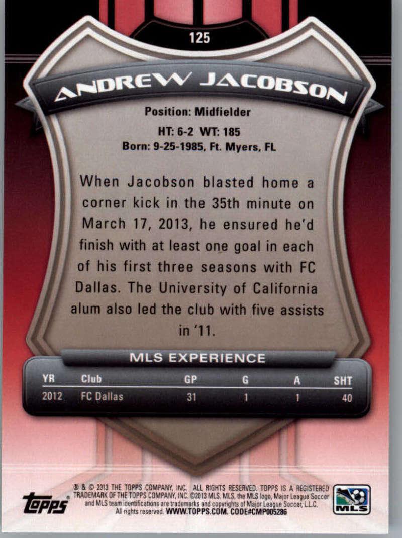 2013-Topps-MLS-Soccer-Pick-A-Player thumbnail 241