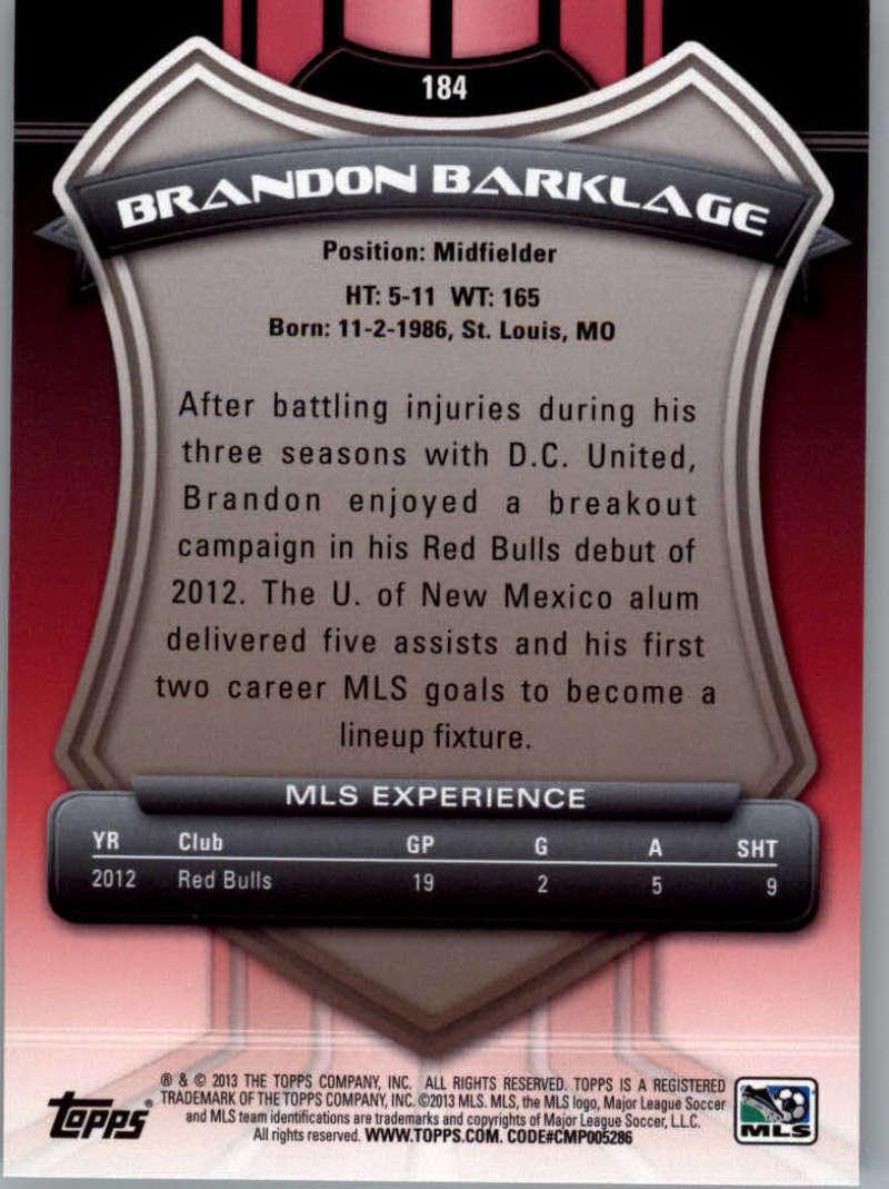 2013-Topps-MLS-Soccer-Pick-A-Player thumbnail 355