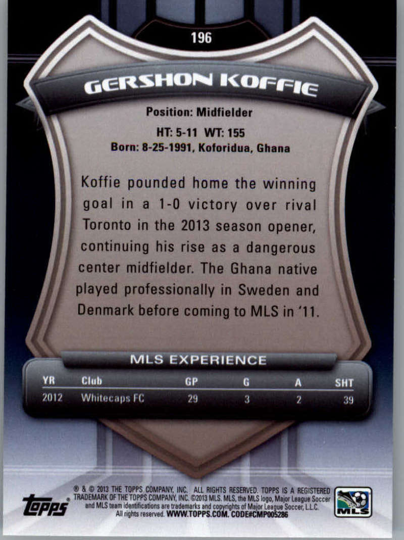 2013-Topps-MLS-Soccer-Pick-A-Player thumbnail 379
